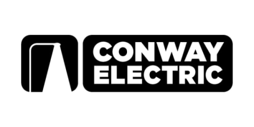 Conway Electric coupon