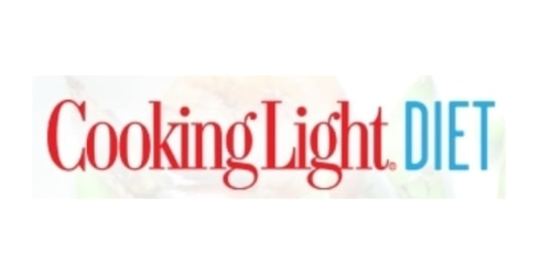 Cooking Light Diet coupon