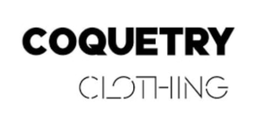 Coquetry Clothing coupon