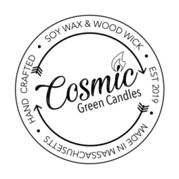Cosmic Green Candles