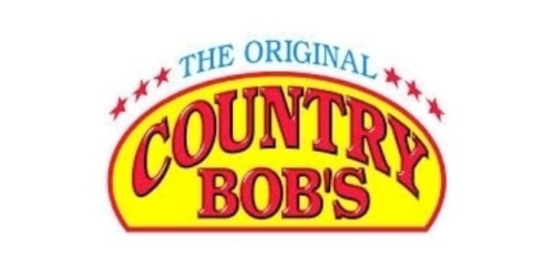 Country Bob coupon