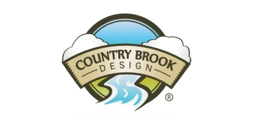 Country Brook Design coupon