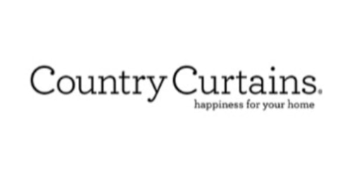 Country Curtains coupon
