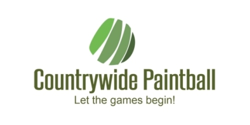 Countrywide Paintball coupon