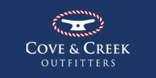 Cove and Creek Outfitters coupon