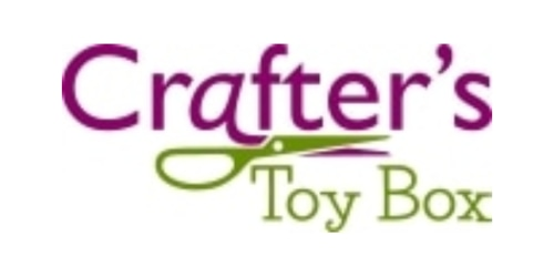 35 Off Crafters Toy Box Promo Code Save 100 Jan 20