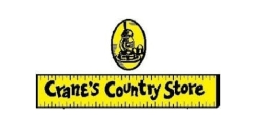 Crane's Country Store coupon