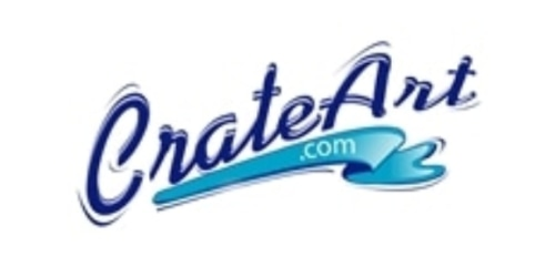 CrateArt coupon