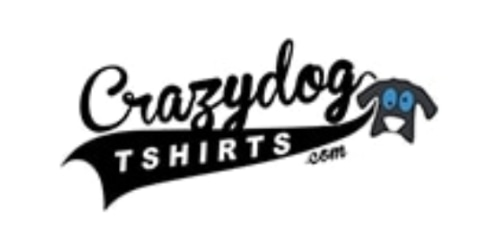 Crazy Dog Tshirts coupon