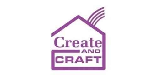 Create and Craft coupon