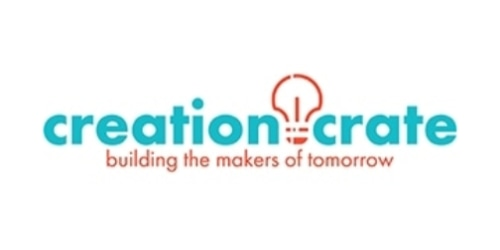 Creation Crate coupon