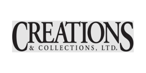 Creations and Collections coupon
