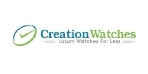 CreationWatches coupon