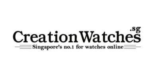 Creation Watches Coupon: See Today's Watches Deals at Amazon + Free Shipping w/Prime