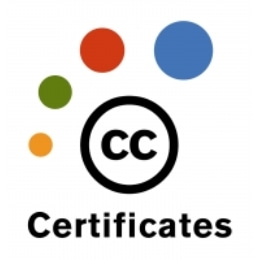 Creative Commons Certificate