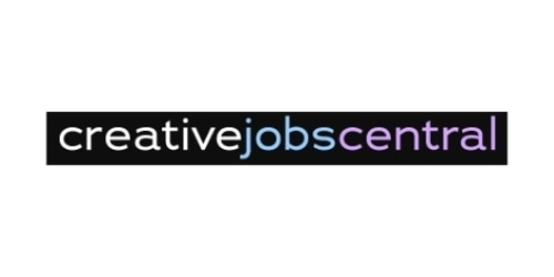 Creative Jobs Central coupon