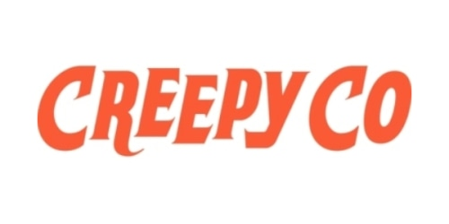 Creepy Co. coupon