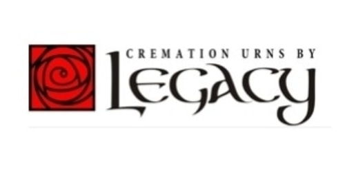 Cremation Urns by Legacy coupon