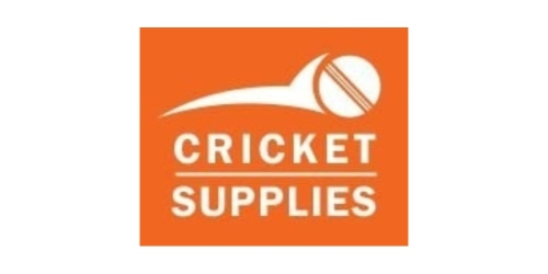 Cricket Supplies coupon