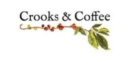 Crooks and Coffee coupon