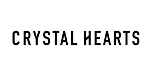Crystal Hearts coupon