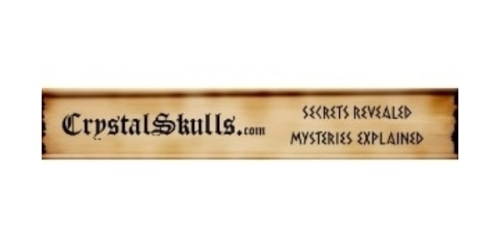 Crystal skull coupon