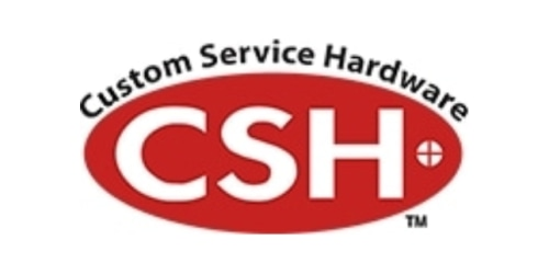 Custom Service Hardware coupon