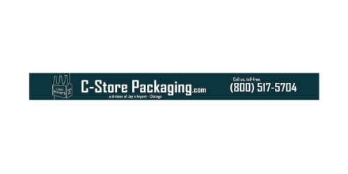 C-Store Packaging.com coupon