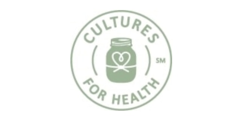 Cultures For Health coupon