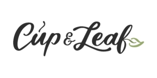 Cup and Leaf Tea coupon