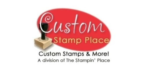 Custom Stamp Place coupon