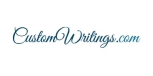 Custom Writings coupon