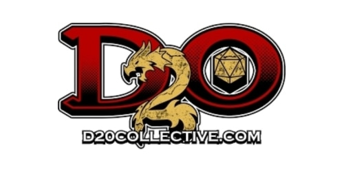 D20 Collective coupon