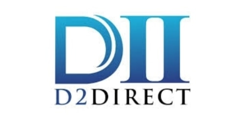 D2Direct Store coupon