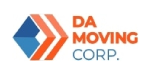 DA Moving Corp coupon