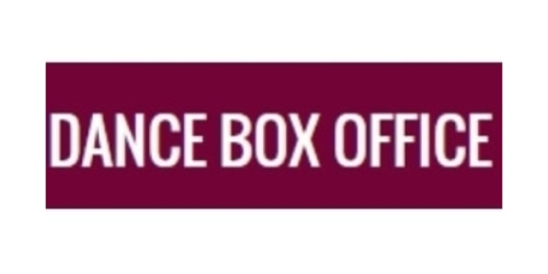 Dance Box Office coupon