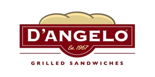 D'Angelo Grilled Sandwiches coupon