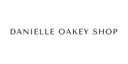 Danielle Oakey Shop coupon