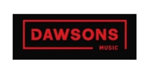 Dawsons Music coupon