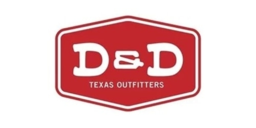 D&D Texas Outfitters coupon