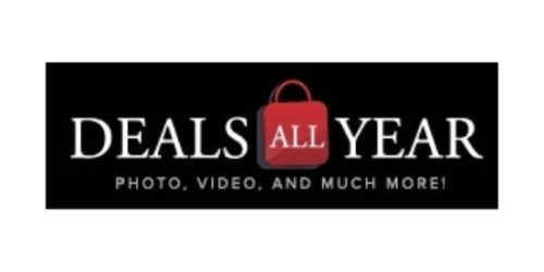Deals All Year coupon