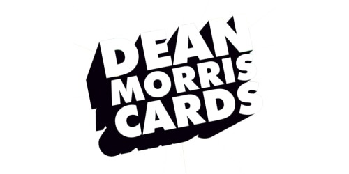 Dean Morris Cards coupon