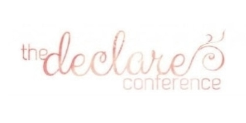 The Declare Conference coupon