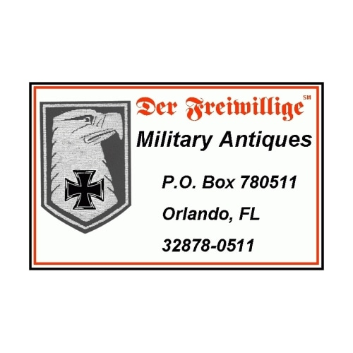 Der Freiwillige Military Antiques
