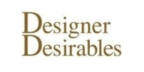 Designer Desirables coupon