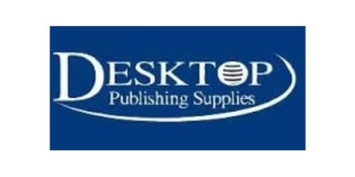 Desktop Publishing Supplies, Inc. coupon