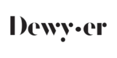 Dewyer Skincare coupon