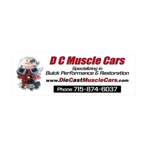 Dc Muscle Cars