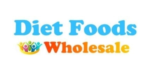 DietFoodsWholesale.com coupon