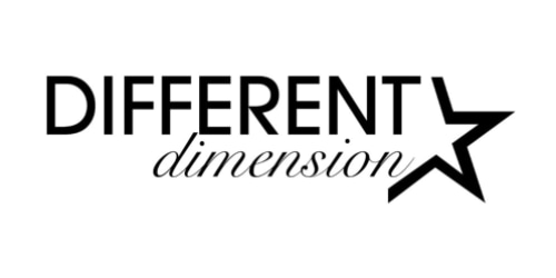 Different Dimension coupon